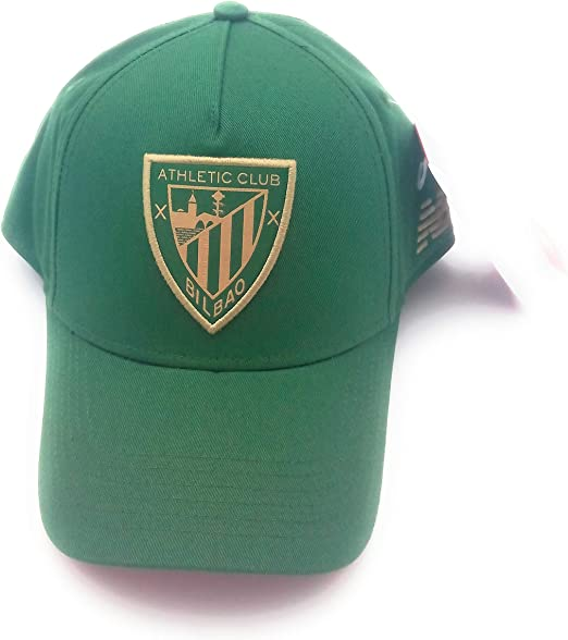New Balance AC Bilbao Base 2019-2020, Gorra, Verde: Amazon.es ...