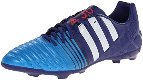 huge discount 694e1 cf7dc adidas Performance Men s Nitrocharge 3.0 Firm-Ground Soccer Cleat, Amazon  Purple Running White