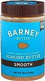Barney Butter Almond Butter, Smooth, 16 Ounce
