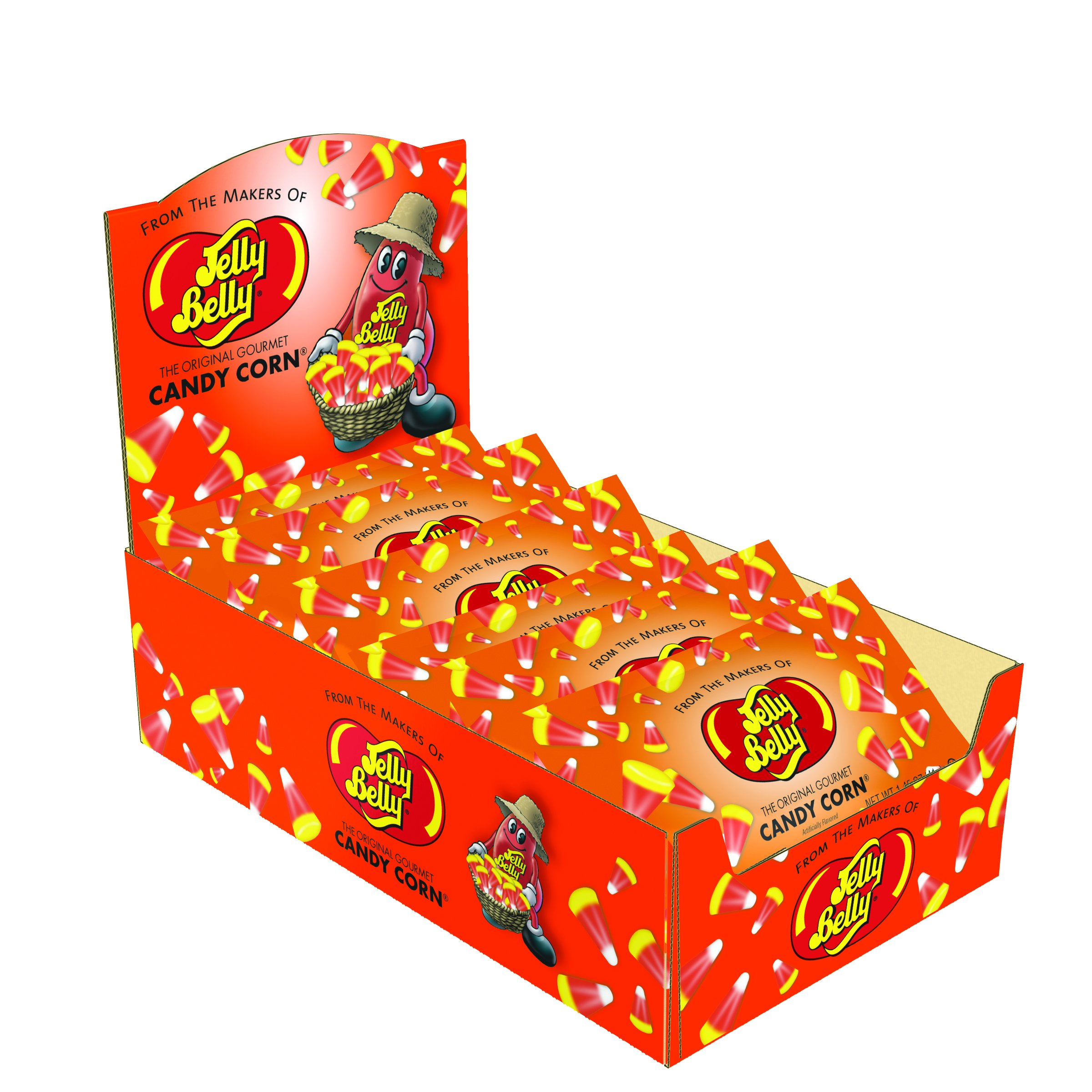 Jelly Belly Candy Corn, 1.45-oz, 24 Pack by Jelly Belly