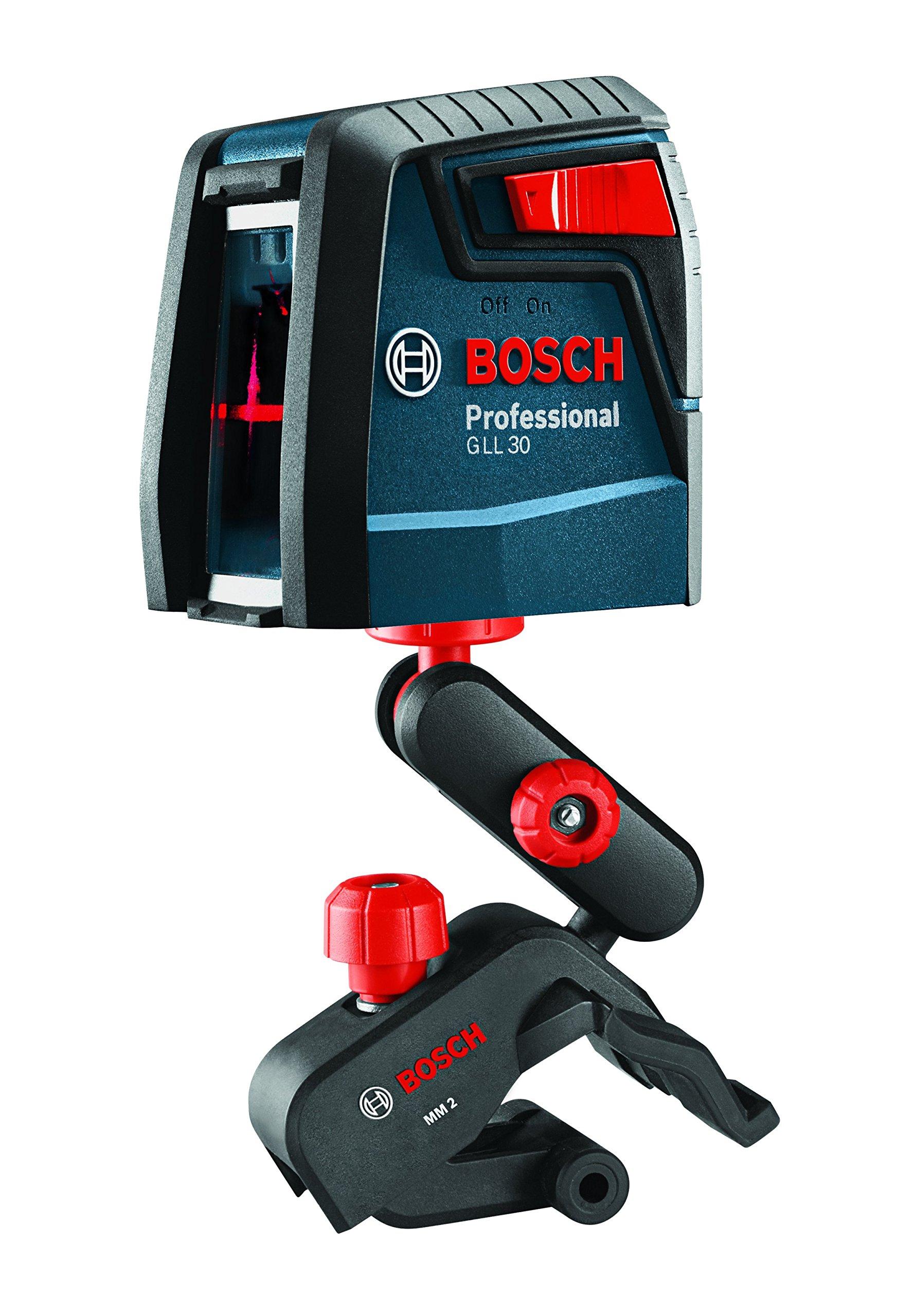 Bosch Self Leveling Cross Line Laser GLL 30