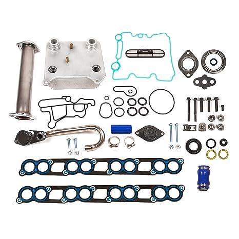 EGR Borrar Kit Kit de refrigeración y enfriador de aceite del motor w/juntas Ford