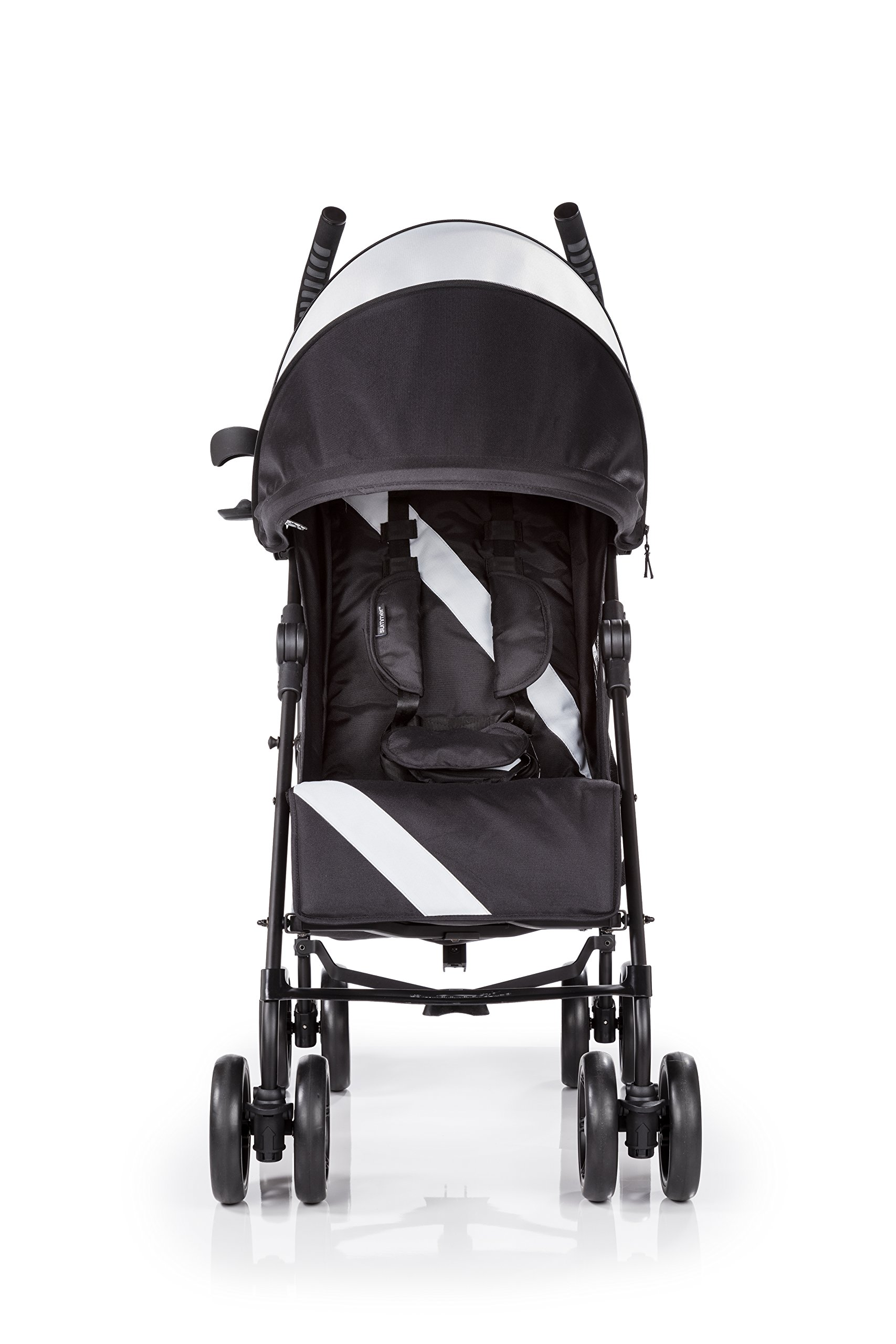 Summer Infant 3D-one Convenience Stroller, Eclipse Gray by Summer Infant (Image #2)