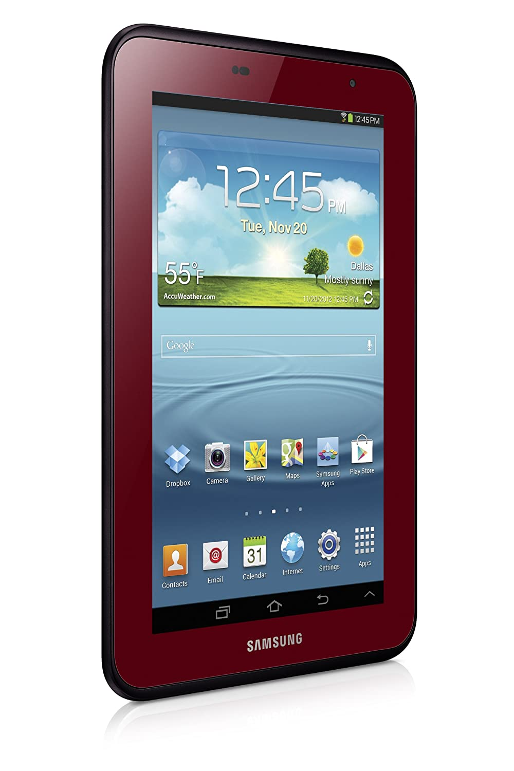 Samsung Galaxy Tab 2 7.0 Red - Tablet (Minitableta, Android ...