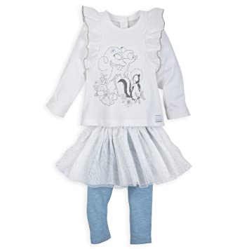 bdc4c3c7ee4 Amazon.com  Disney Bambi and Friends Three-Piece Set for Baby Size ...