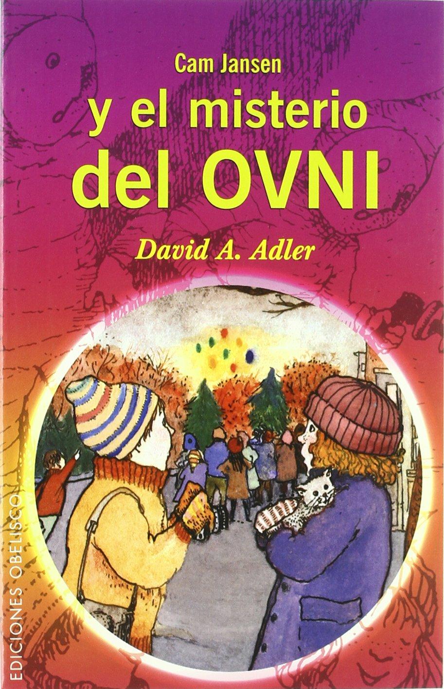 Cam Jansen y el misterio del ovni (Spanish) Paperback