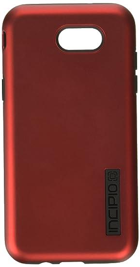 new concept 04664 4426f Samsung Galaxy J3 (2017) Case, Incipio [Hard Shell] [Dual Layer] DualPro  Case for Samsung Galaxy J3 (2017)-Iridescent Red/Black