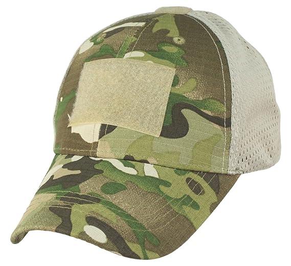 Amazon.com  Eagle Crest Mesh Back Camo Operator Cap  Clothing ae79668f76a6