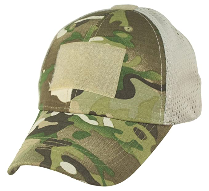 221c1e5036b Amazon.com  Eagle Crest Mesh Back Camo Operator Cap  Clothing