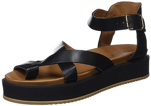 Sandalias Mujer 8979 Para Zapatos De Gladiador Inuovo HI2WED9