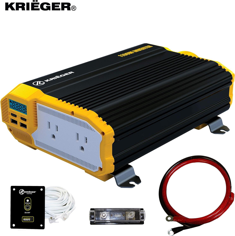 Best Power Inverter for Semitruck
