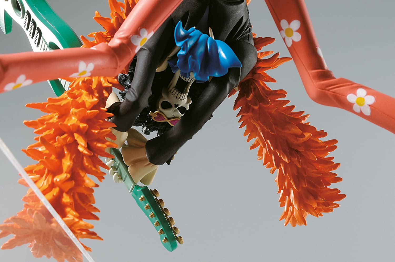 Banpresto One Piece 4.3-Inch Brook Creator x Creator Series Figure