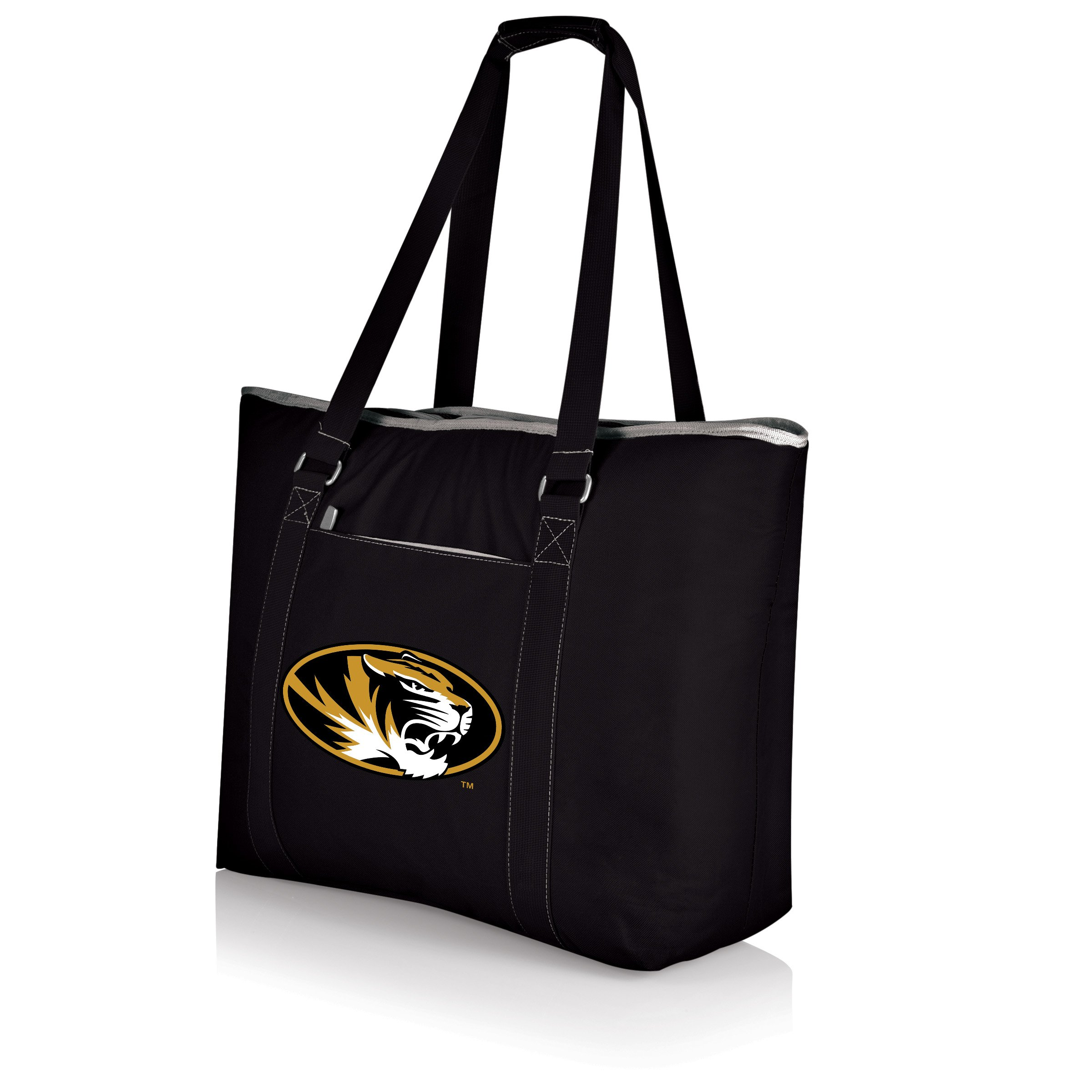 NCAA Missouri Tigers Tahoe Extra Large Insulated Cooler Tote