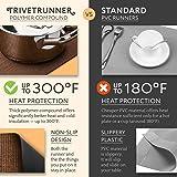 Trivetrunner: Decorative Modular Trivet Runner for