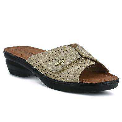 Flexus Women's Carrie Slide Sandals