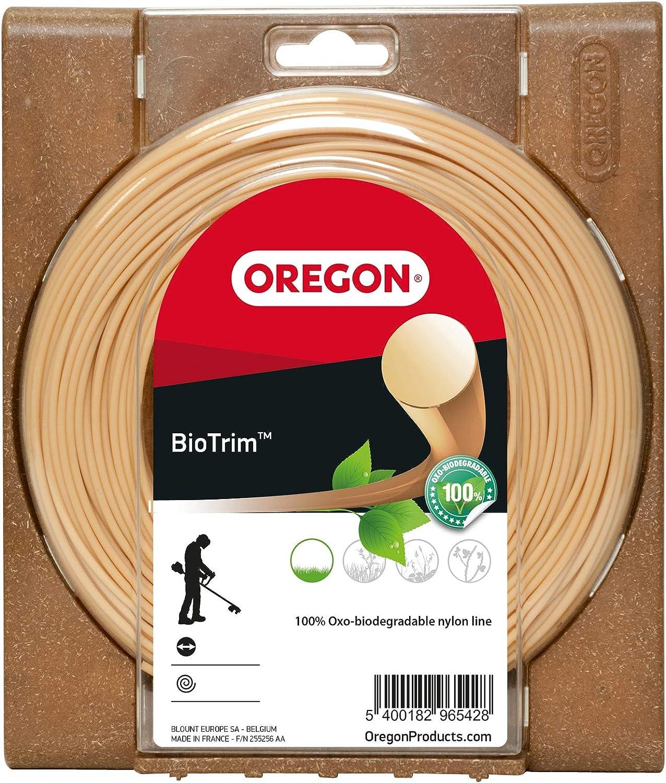 Oregon 559049 M/ähfadenBioTrimm 3,0mmx10m