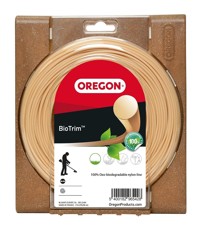 Oregon 559052 M/ähfadenBioTrimm 2,7mmx72m