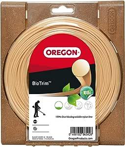Amazon.com: Oregon 559053 – Cuerda de nailon biodegradable ...