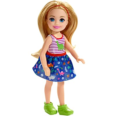 Barbie Club Chelsea Doll: Toys & Games