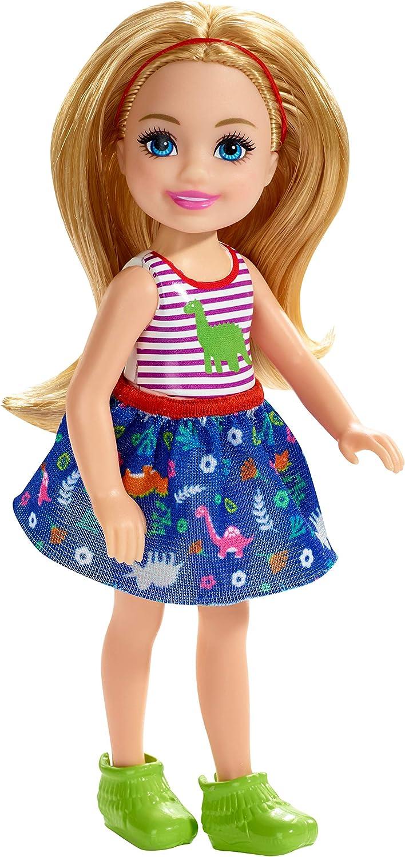 Barbie FXG82 Club Chelsea Doll Multicolour