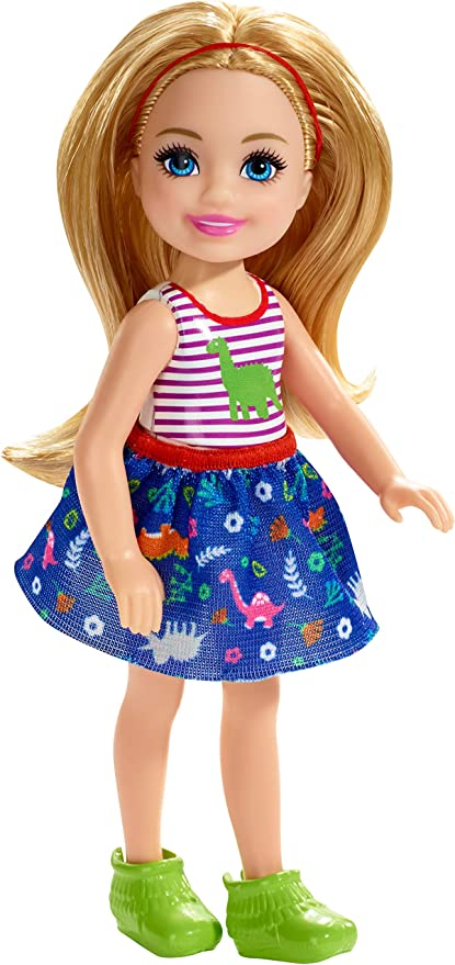 Amazon Com Barbie Club Chelsea Doll Toys Games