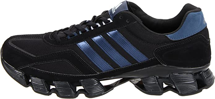 Amazon.com | adidas Mens F2011 M-M, Solid Black Blue Metallic, 6.5 D US | Running