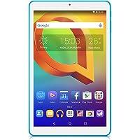 Alcatel A3 - Tablet de 10.1'' HD IPS (WiFi, Procesador QuadCore, 1GB de RAM, 16 GB de memoria interna, Android 7); Blanco