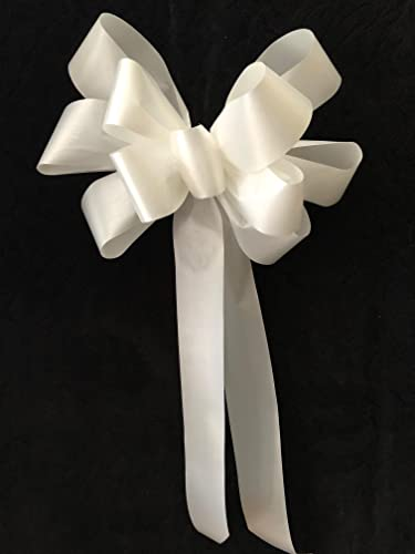 Amazon Com Wedding Wreath Bow Wedding Church Pew Bow
