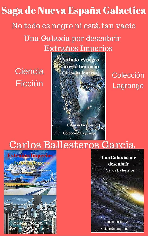 Saga Nueva España Galactica: Packs, (Colección Lagrange nº 1 ...