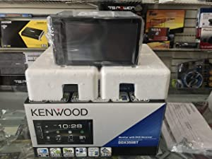 "Kenwood DDX350BT 6.2"" DVD Receiver w/Bluetooth"