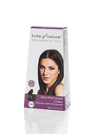 Tints Of Nature Organic Dark Brown Semi Permanet Hair Colour 90ml