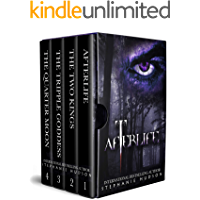 Afterlife Saga Dark Paranormal Fantasy Romance: Books 1 to 4 (Afterlife Saga Box Set)