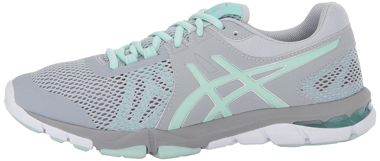 ASICS Women's Shoe Gel-Craze TR 4 Cross-Trainer Shoe Women's B01N0BKNLV 12 B(M) US|Mid Grey/Glacier Sea/Silver 5c57cb