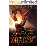 Heart of the Dragon: An Alien Dragon Shifter Romance (Conquered Mates: Dragons Book 1)