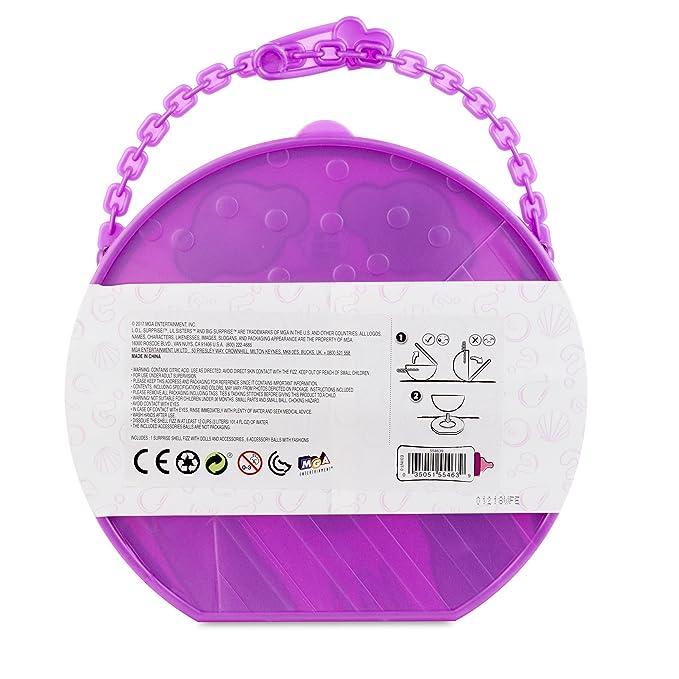 Amazon.es: MGA Entertainment - 2 L.O.L Pearl Surprise - Style 2 Muñecas (Multicolor, Chica, CE 114, 3 mm, 228, 6 mm), (554639): Juguetes y juegos