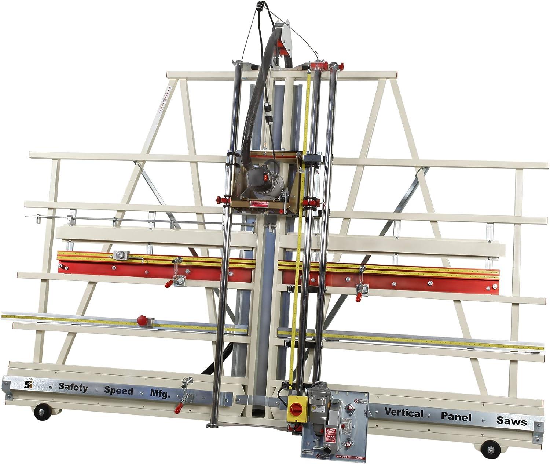 6. Safety Speed Manufacturing SR5U Vertical Panel Saw