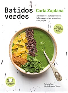 Batidos verdes (Spanish Edition)