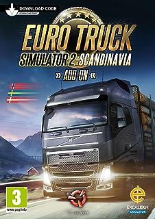 Euro Truck Simulator 2 Gold (PC CD): Amazon co uk: PC