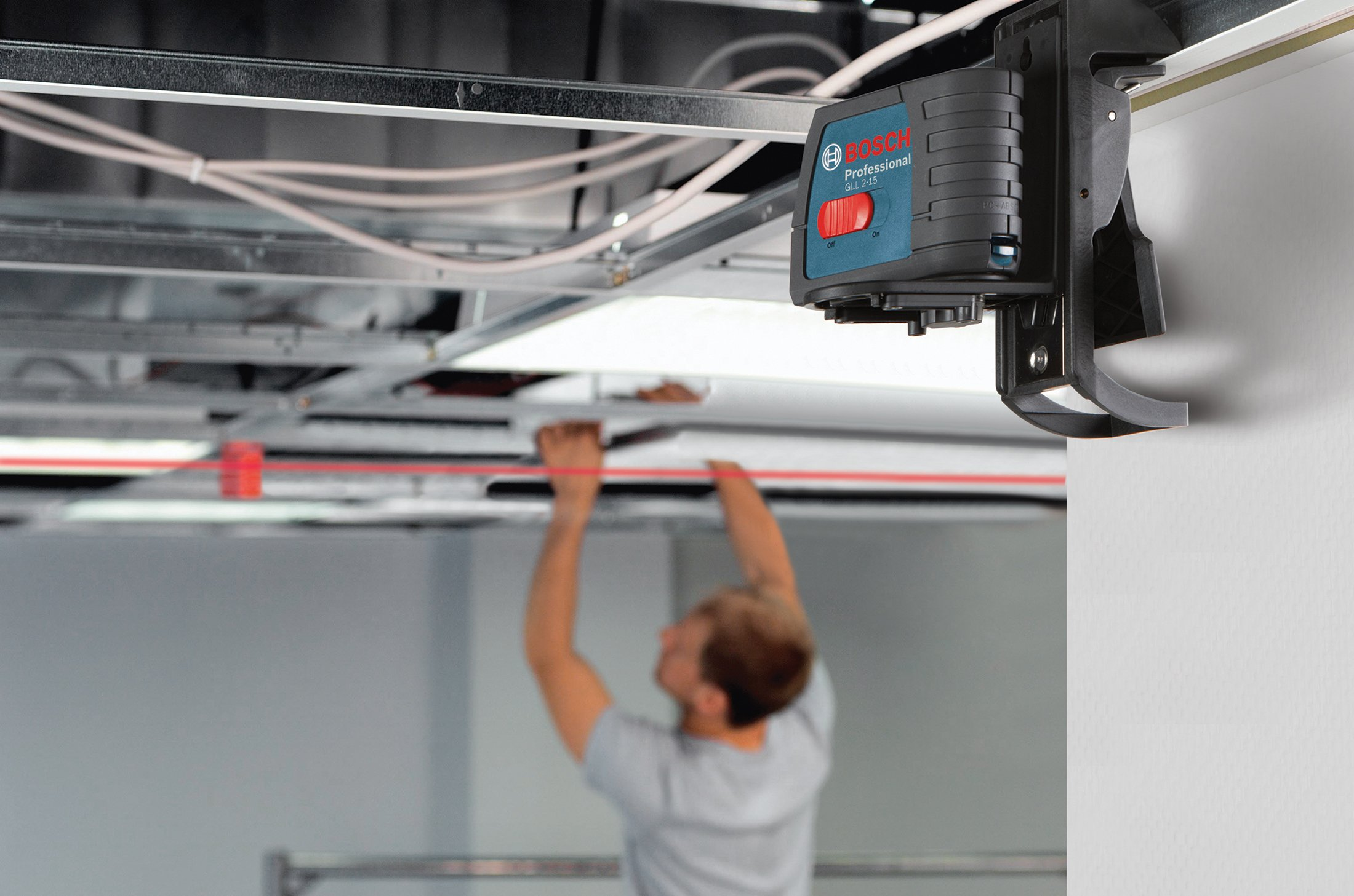 Bosch Positioning Device for Line and Point Lasers BM3 by Bosch (Image #4)