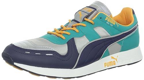 aebf43ef5d4d54 Puma Men s RS 100 AW Fashion Sneaker