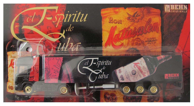 Behn Getränke Nr.17 - Matusalem, El Espiritu de Cuba - Scania ...