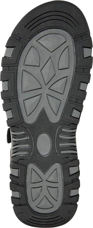 Forro de Neopreno Zapatos de Playa para Caminar y Viajar Mountain Warehouse Sandalias Z4 para Hombre Sandalias de Verano Entresuela de Phylon Tira Gancho y Bucle