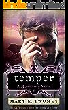 Temper: A Reverse Harem Adventure (Terraway Book 6)
