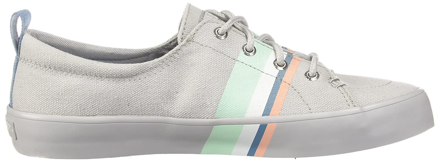 Crest W Buoy Sneaker B079Z7P7QZ 5.5 W Crest US Women|Light Grey ce2477