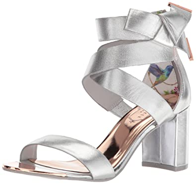 68c4a54e47548 Ted Baker Women s Peyepa Sandal  Amazon.co.uk  Shoes   Bags