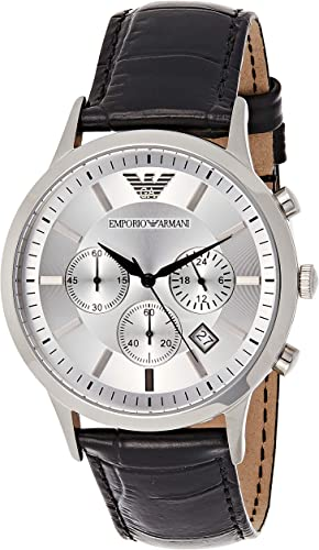 latest emporio armani watches