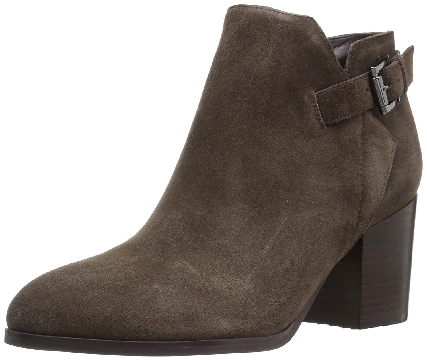 Marc Fisher Women's Vandy Ankle Boot B071S68PHY 9.5 B(M) US|Brown
