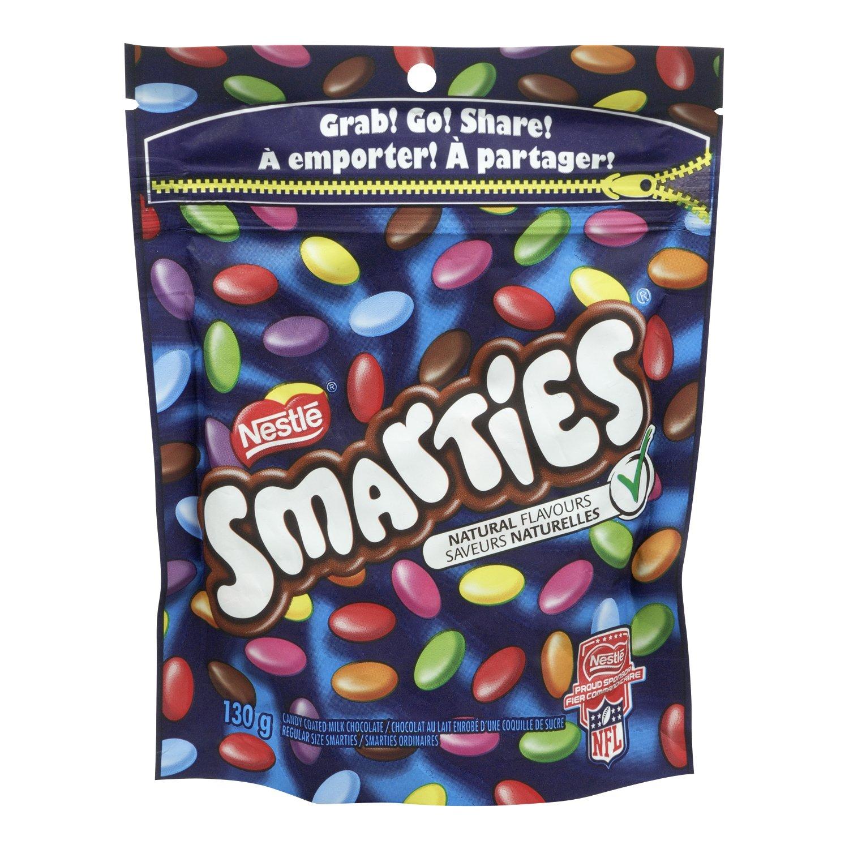 smarties chocolate usa Smarties Canada