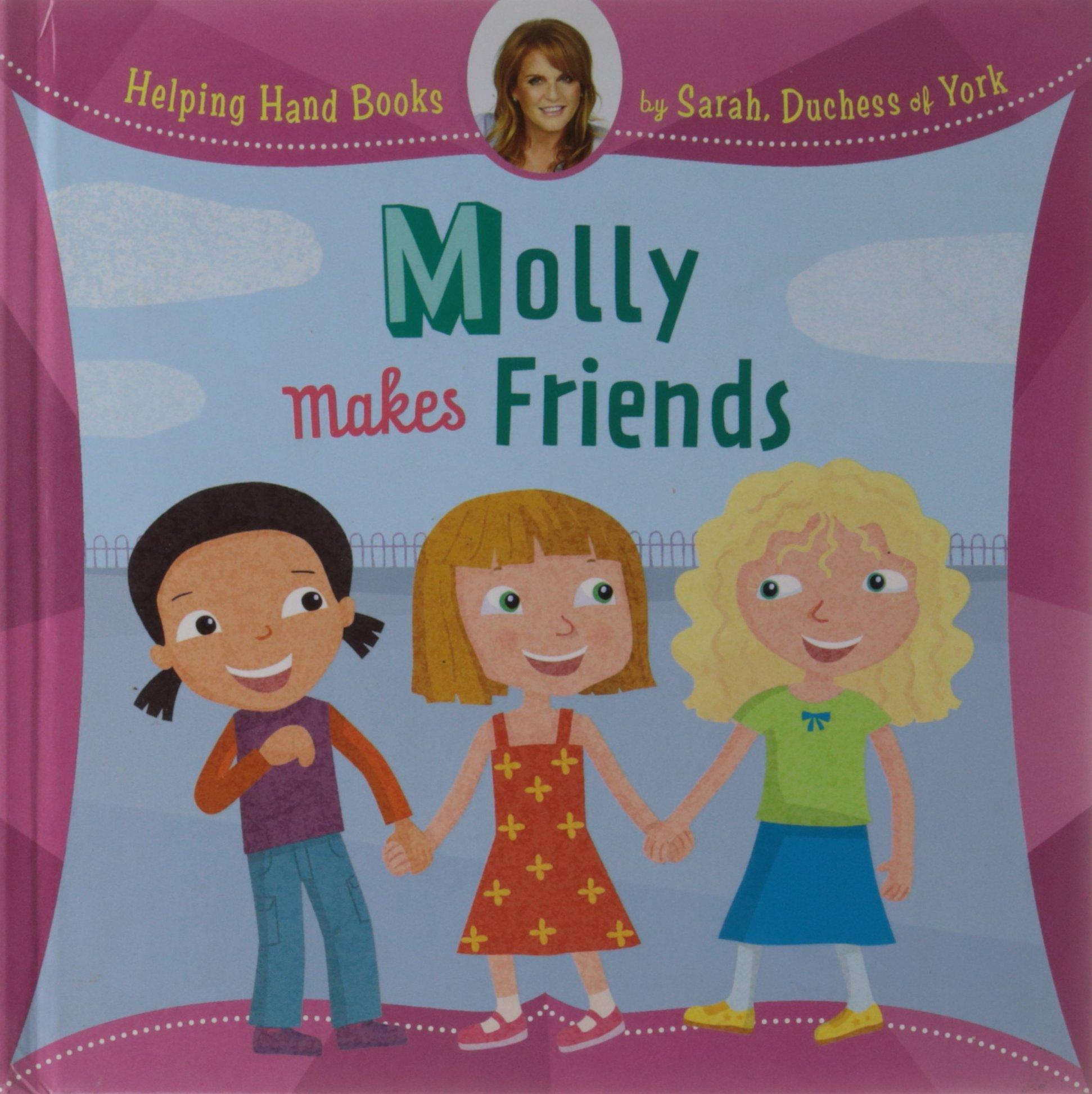 Helping Hand Books: Molly Makes Friends PDF