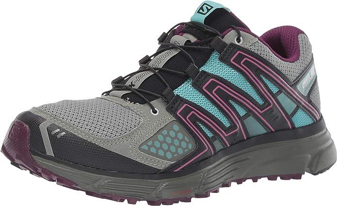 Salomon X-Mission 3 W, Zapatillas de Trail Running Mujer: Amazon.es: Zapatos y complementos